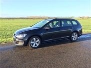 VW Golf 7  16 tdi  303 KML BLUEMOTION  stationcar  van