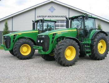 John Deere Kbes til eksport 7000 og 8000 serier traktorer