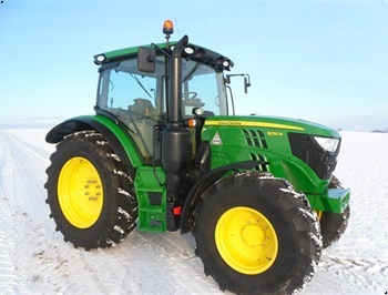 John Deere 6130r  Tier4  Ultimate SOM NY