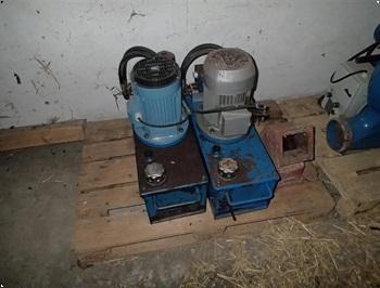 Hydraulikstation