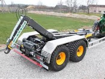 Stronga HL 210 Kvalitetsvogn med meget udstyr til den rigtige pris