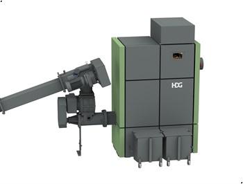 HDG 10  400 KW Flisfyringsanlg fra 10  400 Kw