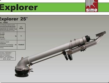 SIME  Ranger  Reflex  Explorer