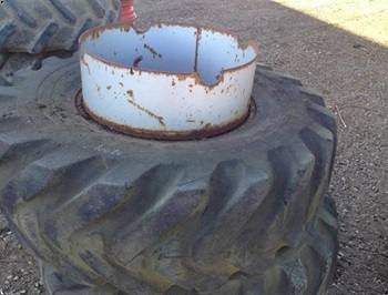 AP 16924 med 3 kroge pr hjul