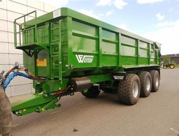 Western WF24T Meget kraftig vogn