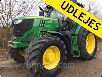 John Deere 6215R Ultimate