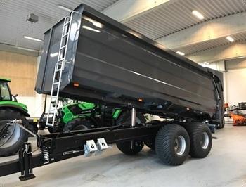 Pronar T700 XL Mulighed for overbygning