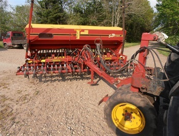 Vderstad 4 m Rapid Single Harvetnder