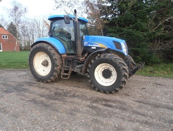 New Holland 7030 SS  Frontlift