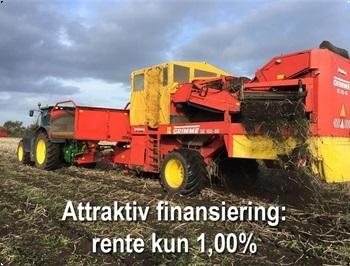 Grimme SE15060UB Med store hjul