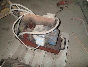 Hyraulikpumpe 4kw med tank