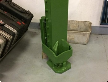 CLAAS Lang Hitch