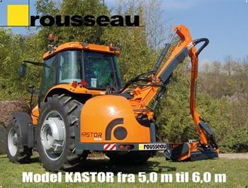 Rousseau KASTOR armklipper