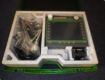 Amazone CCI 100 skrm incl GPS program  kabel