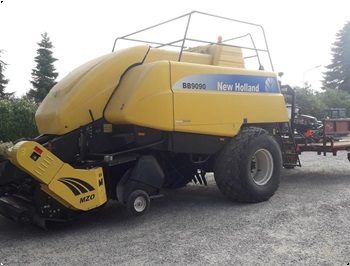 New Holland BB 9090 Muthing snitter