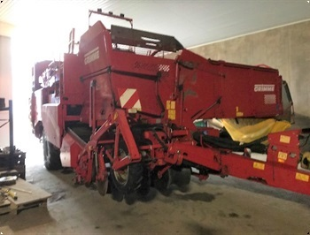 Grimme SV260MS