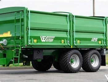 Western WF16S  175m3  12 bigballer
