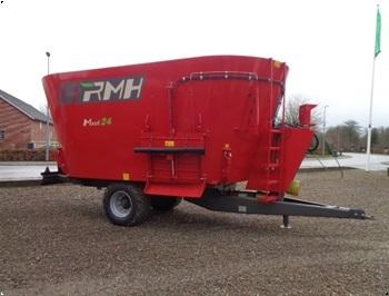 RMH Mixell 24 Klar til levering