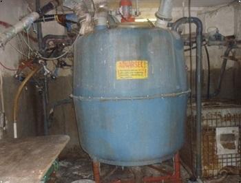 Vdfodringsanlg BigDutchman Blandekar og ventiler