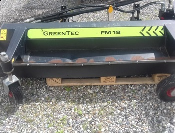 Spearhead FM180 HYDR FRONTKL