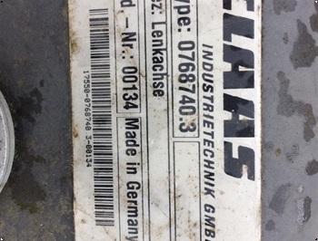 CLAAS Bagaksel Styreaksel for Claas Lexion 600