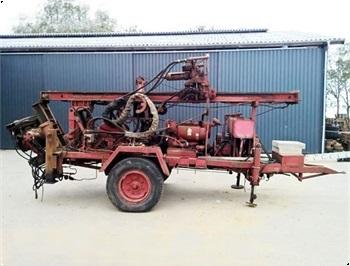 Nordmeyer DSB 129 Drilling rig