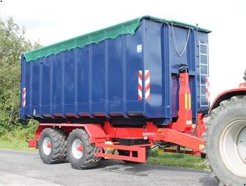 Hols HCV190 10 ton pr aksel Elstyring LS hydraulik hydraulisk containerls PH3 overvgning hydraulisk affjedret trk metalskrme