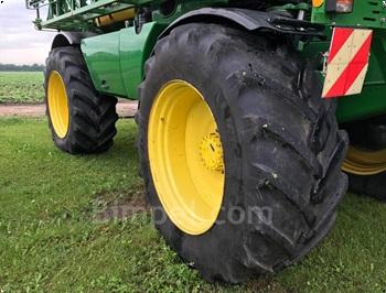 John Deere 5430i  4 x Michelin Xeobib 71060r42