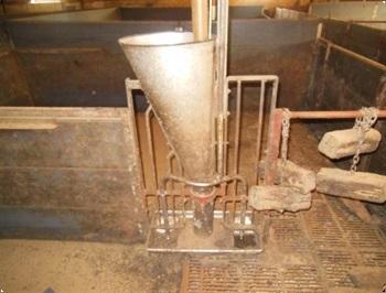 Rustfrie msidebjler i galvaniseret jern