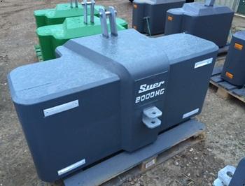 Suer 2000 kg ultra kompakt  wwwsuerdk
