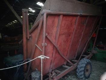 Taarup T7 sidetip 7 ton