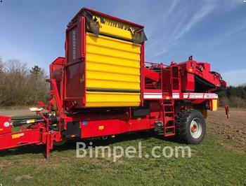 Grimme SE 15060 med hjultrk med XXL rensesystem  75t tank