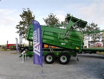Aline Western WF1416TL Kraftig kvalitets vogn