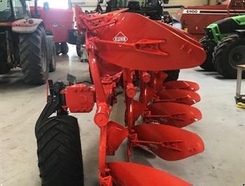 Kuhn VariMaster 153 Hyd landhjul