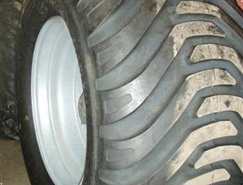 Baastrup 55045225 komplet hjul
