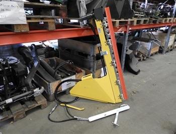 Ziegler RT 135 Til New Holland Vari Feed skrebord Hjre Incl ventilst