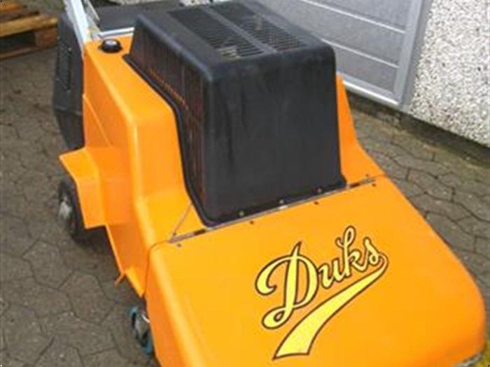 Duks Fo-B 2000 med opsamler