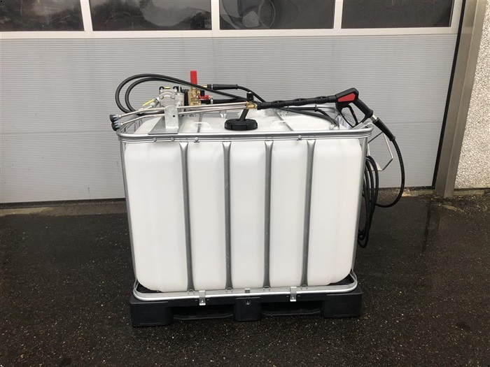 AB Mobil 170 / 14 Hydraulisk