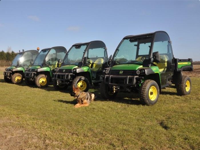 John Deere XUV 855 diesel gator 4x4