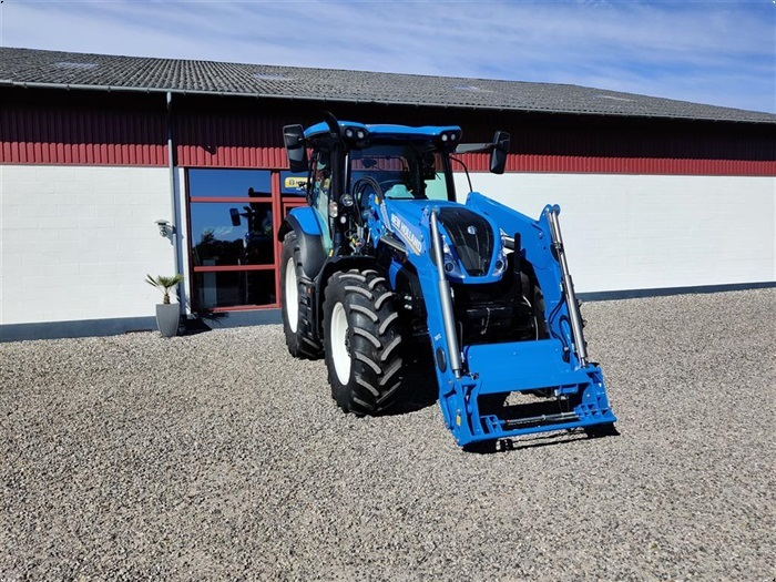 New Holland T6.145