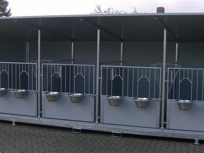 NOC Agro Kalvehytter