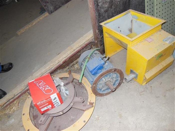- - - Flangemotor 10hk 2800 omdr/min