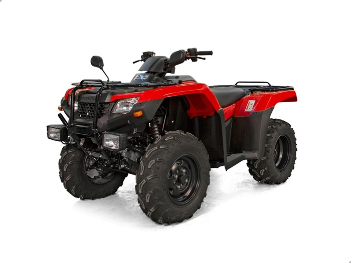 Honda TRX420FE1KLT3A