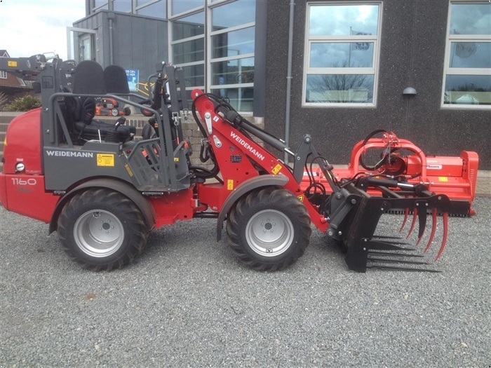 Weidemann 1160 PLUS