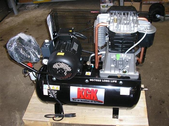 - - - KGK kompresso 90L