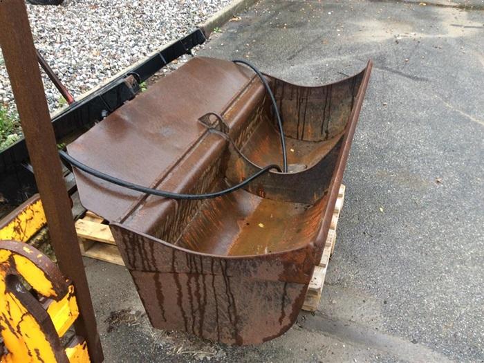Beco 150 cm planerskovl