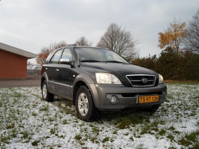 KIA Sorento 2,5 Diesel 4 wd