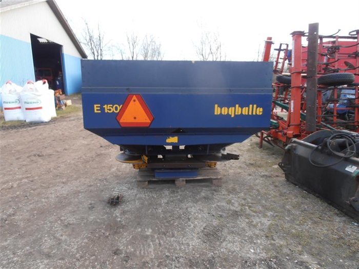 Bøgballe E1500-2 tall