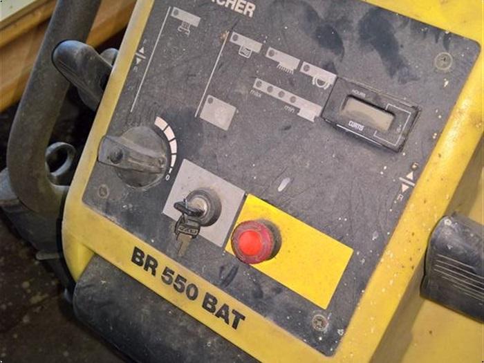 Kärcher BR 550 BAT