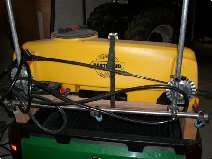 - - - Berthoud ATV